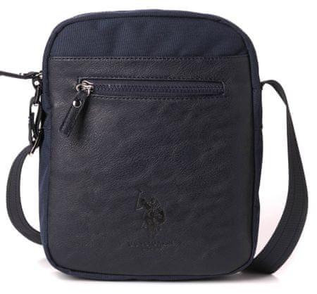 fcf0b204fd76 Značka  U.S. Polo Assn. Náš kód  1018946. pánská tmavě modrá crossbody taška