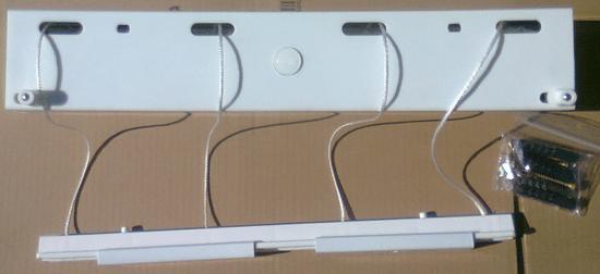 Klad Sušák koupelnový samonavíjecí 6 m