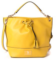 U.S. Polo Assn. žlutá kabelka