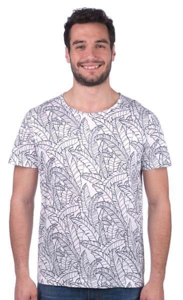 Gant pánské tričko XL bílá