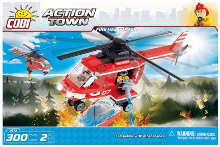 Cobi kocke Fire Helicopter