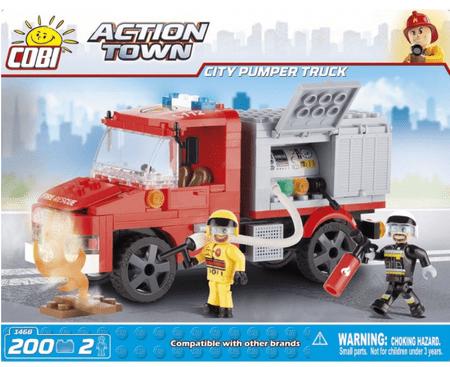 Cobi kocke City Pumper Truck