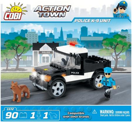 Cobi kocke Police K-9 Unit