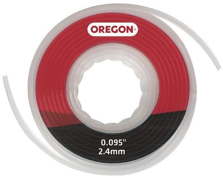 Oregon Žací struna Gator Speedload 3 disky x (2,4mm x 3,86m) 11,58m