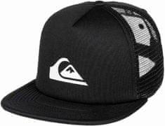 Quiksilver czapka z daszkiem Snap Addict M Hats Black