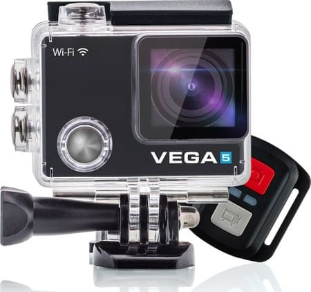 Niceboy Vega 5 Akciókamera + távirányító