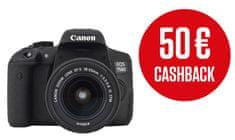 Canon fotoaparat EOS 750D + EF-S 18-135mm IS STM
