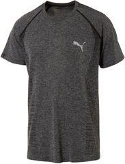 Puma moška majica evoKnit Basic Tee, siva