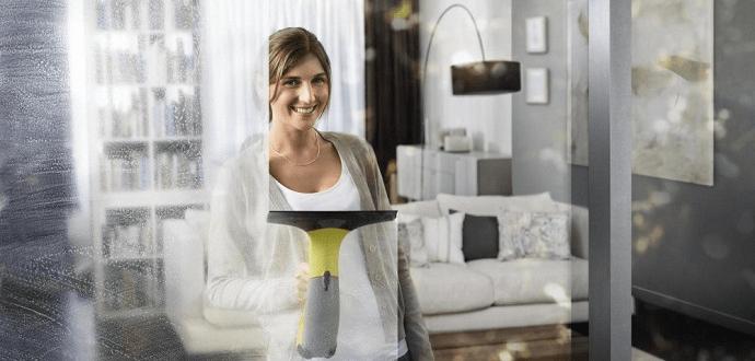 Jak vybrat čistič oken