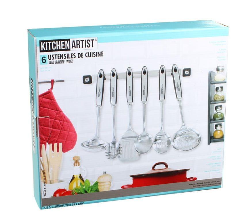 Kitchen Artist Sada kuchyňského náčiní MEN279
