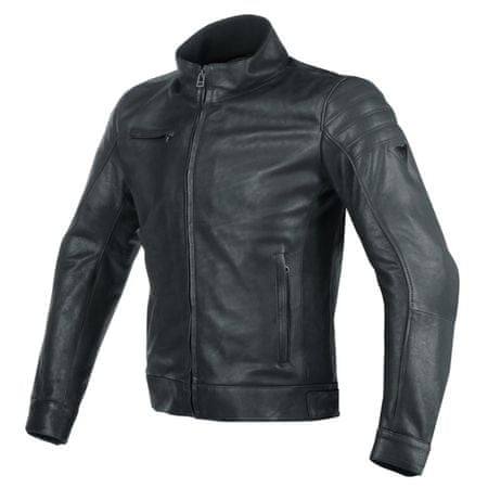 Dainese pánska kožená moto bunda  BRYAN veľ.48 čierna