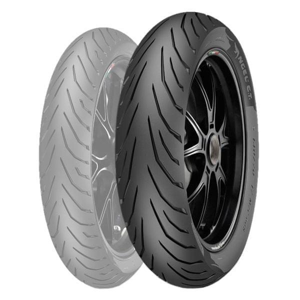 Pirelli 130/70 - 17 M/C TL 62S Angel City zadní