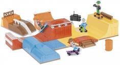 Cobi kocke za sestavljanje Mega zabavni skatepark