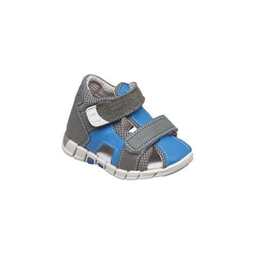 SANTÉ Zdravotní obuv dětská N/810/401/S16/S85 modrá (Velikost vel. 26)