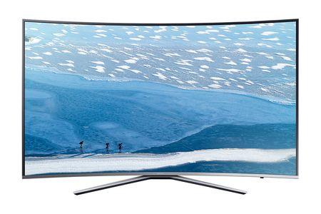 SAMSUNG UE43KU6502 Ívelt Smart UHD LED TV