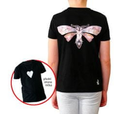 KlokArt dívčí tričko Mini Stella Draws