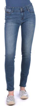 Mustang dámské jeansy Sissy 30/34 modrá
