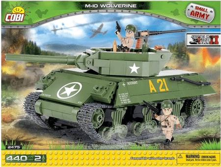 Cobi kocke M-10 Wolverine