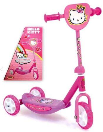 Spartan otroški skiro Hello Kitty