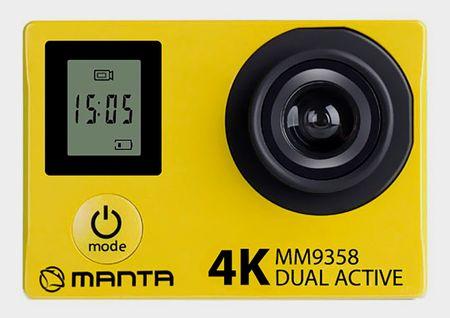 Manta sportska 4KUHD aktivna kamera MM9358
