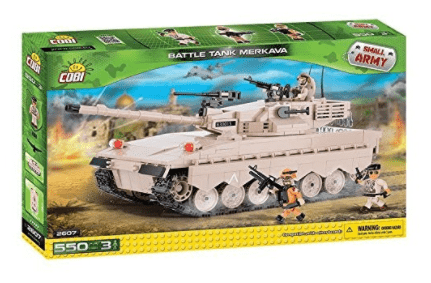 Cobi kocke Battle Tank Merkava
