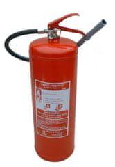 Hastex Pěnový hasicí přístroj - VP 9 TNC - nerez