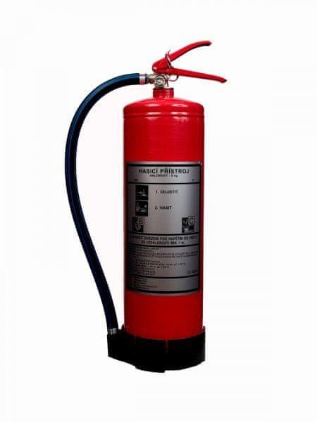 TEPOSTOP Hasicí přístroj s čistým hasivem - CA6LE