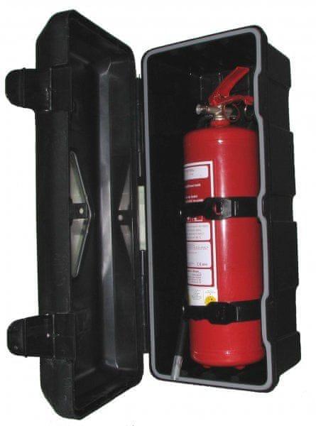 DAKEN Plastový kryt na hasicí přístroj KHP - T