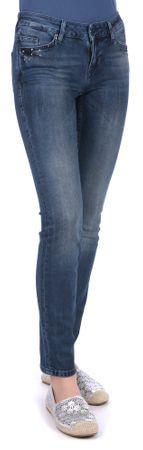 Mustang ženske kavbojke Jasmin Slim 31/32 modra