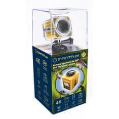 Manta športna 4KUHD aktivna kamera MM9360
