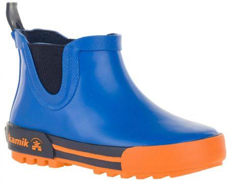 KAMIK nizki otroški škornji, modri, 34