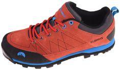 ELBRUS buty trekkingowe Hildur Red/Grey/Lake Blue/Black
