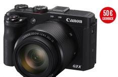 Canon fotoaparat PowerShot G3 X