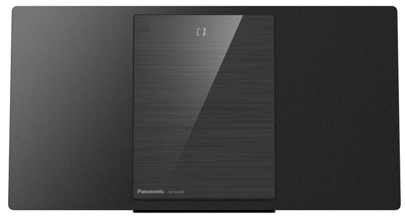 Panasonic SC-HC400EG-K, černá