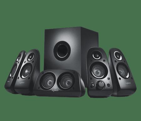 Logitech komplet zvočnikov Z506 5.1 (980-000430)