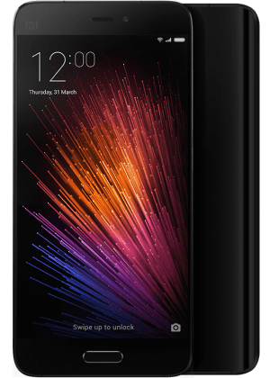 Xiaomi Mi5, 3GB/32GB, Čierny