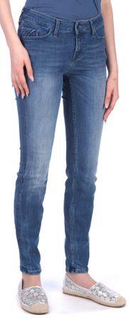 Mustang jeansy damskie Jasmin 27/32 niebieski