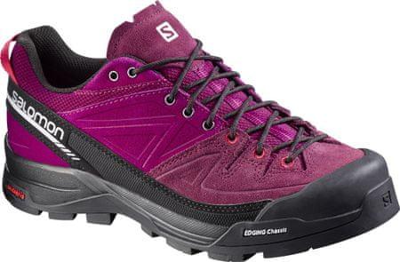 Salomon pohodniški čevlji X Alp Ltr W, roza, 39.3