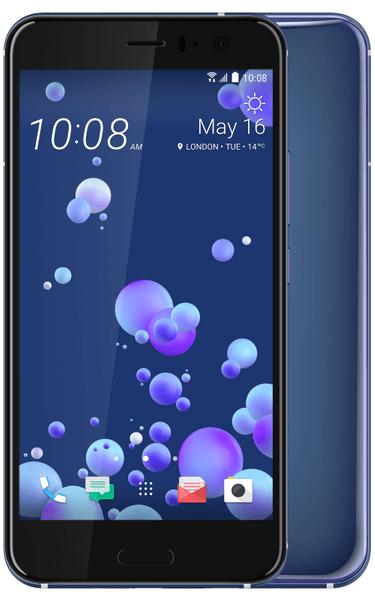 HTC U11, Amazing Silver