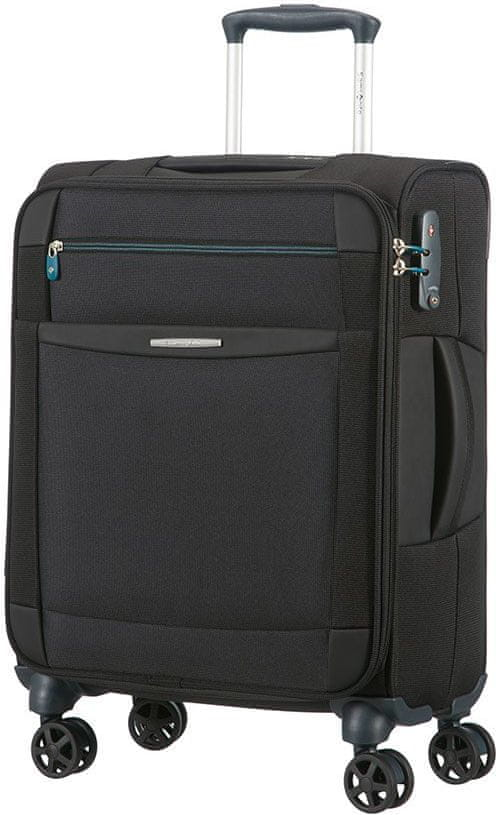 Samsonite Dynamo Spinner 55 cm black