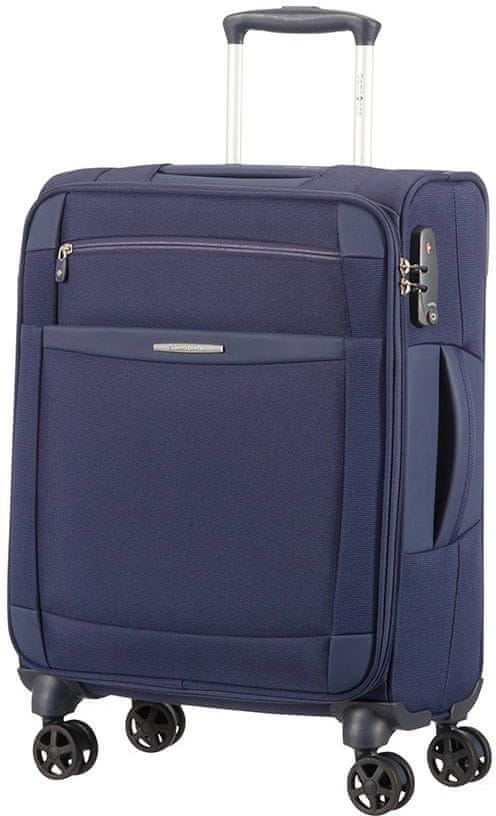 Samsonite Dynamo Spinner 55 cm navy blue