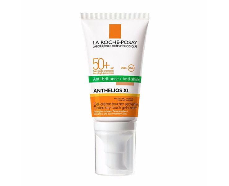 La Roche - Posay Zmatňující zabarvený gel-krém SPF 50+ Anthelious XL (Tinted Dry Touch Gel Cream) 50 ml