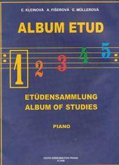 KN Album etud I Škola hry na klavír