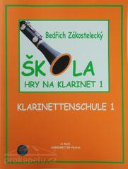 KN Škola hry na klarinet I Škola hry na klarinet