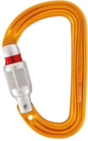 Petzl karabińćzyk Sm´D SL orange