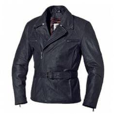 Held pánská motocyklová bunda  MULDER, černá, kůže