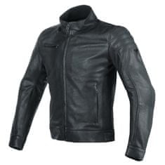 Dainese pánská kožená moto bunda  BRYAN černá