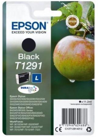 Epson originalna kartuša T1291, črna (C13T12914012)