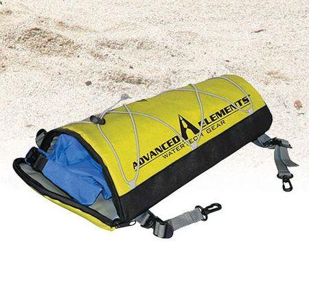 Advanced Elements vreča QuickDraw Deck Bag, rumeno-črna