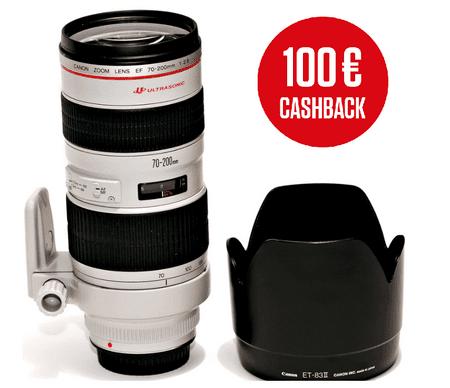 Canon 70-200 mm EF f/2,8 L USM